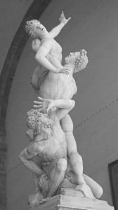 Giambologna, Rape of the Sabine Woman, 1583