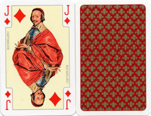 France Royale playing cards